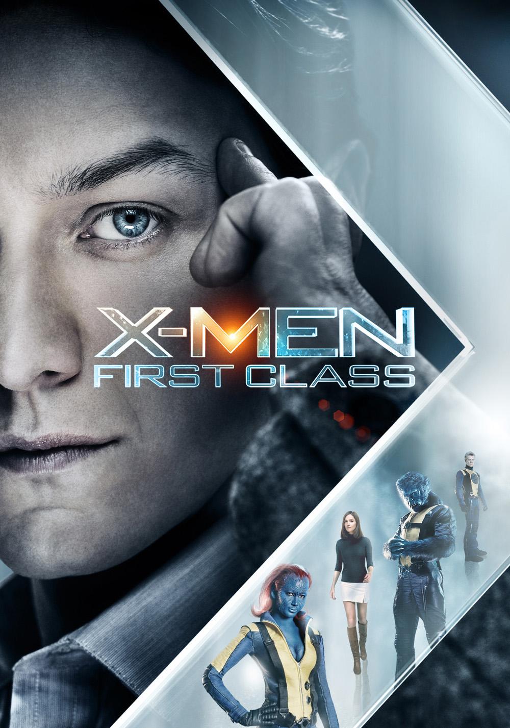 X Men First Class 2 Poster X-Men: First Class | M...