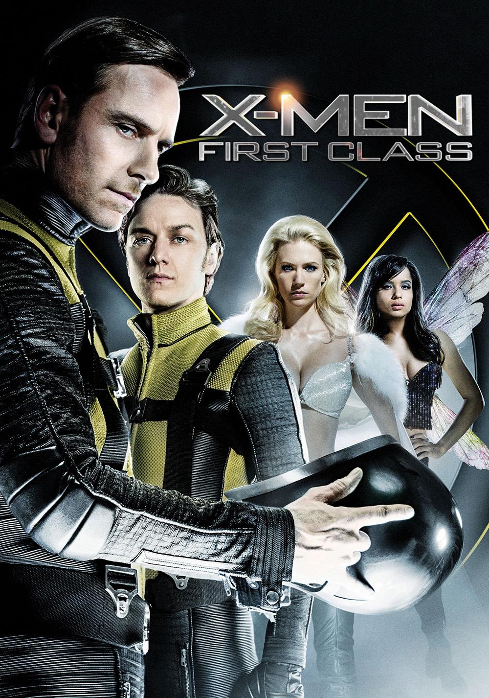 xmen first class movie fanart fanarttv