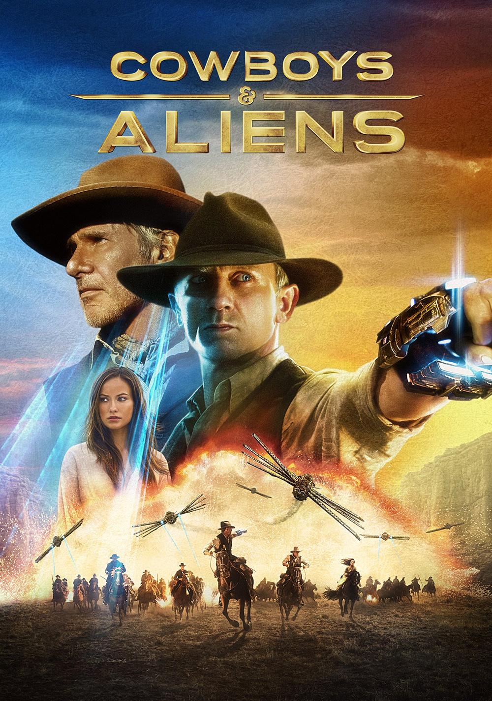 cowboy aliens