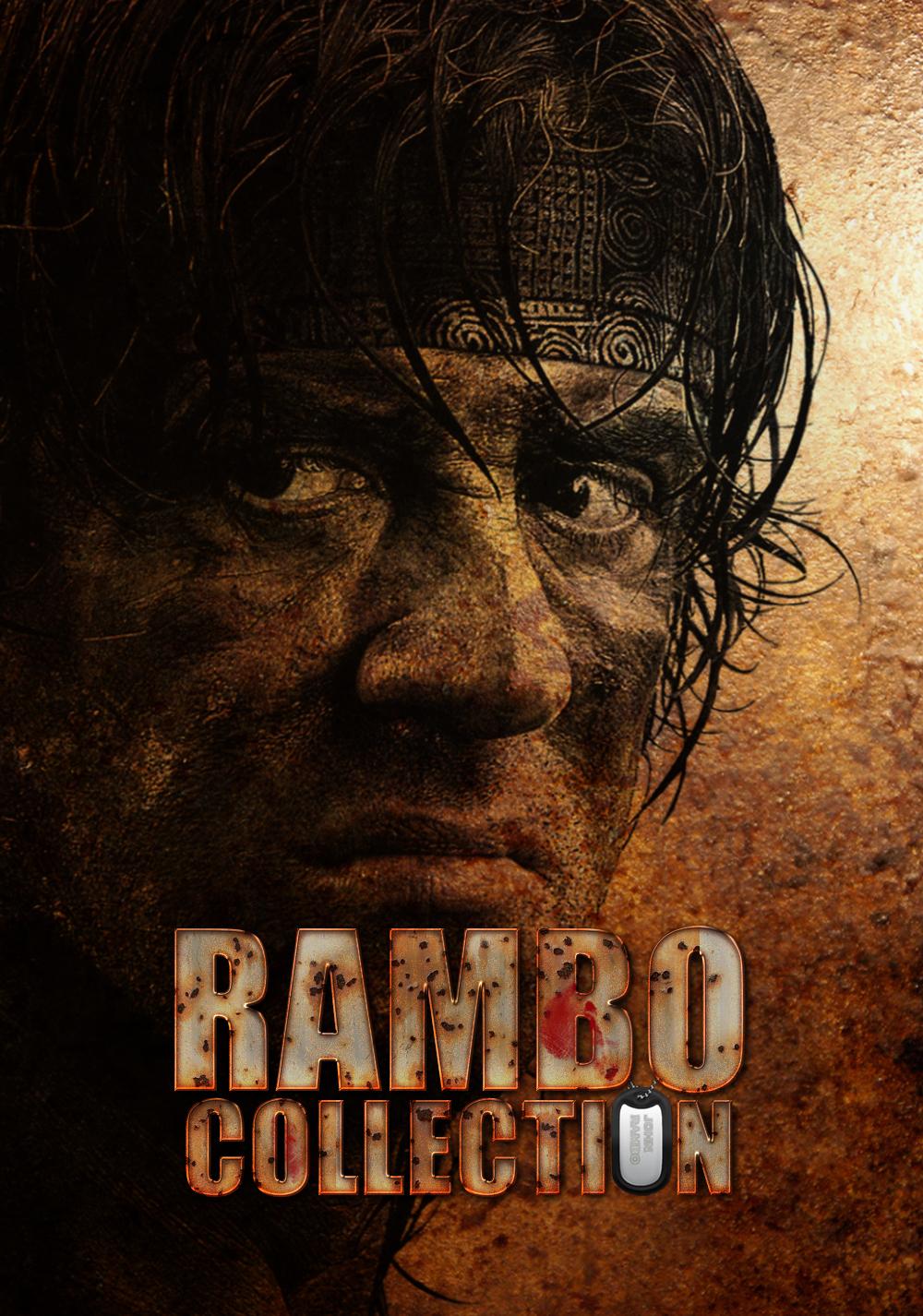 rambo collection movie fanart fanarttv