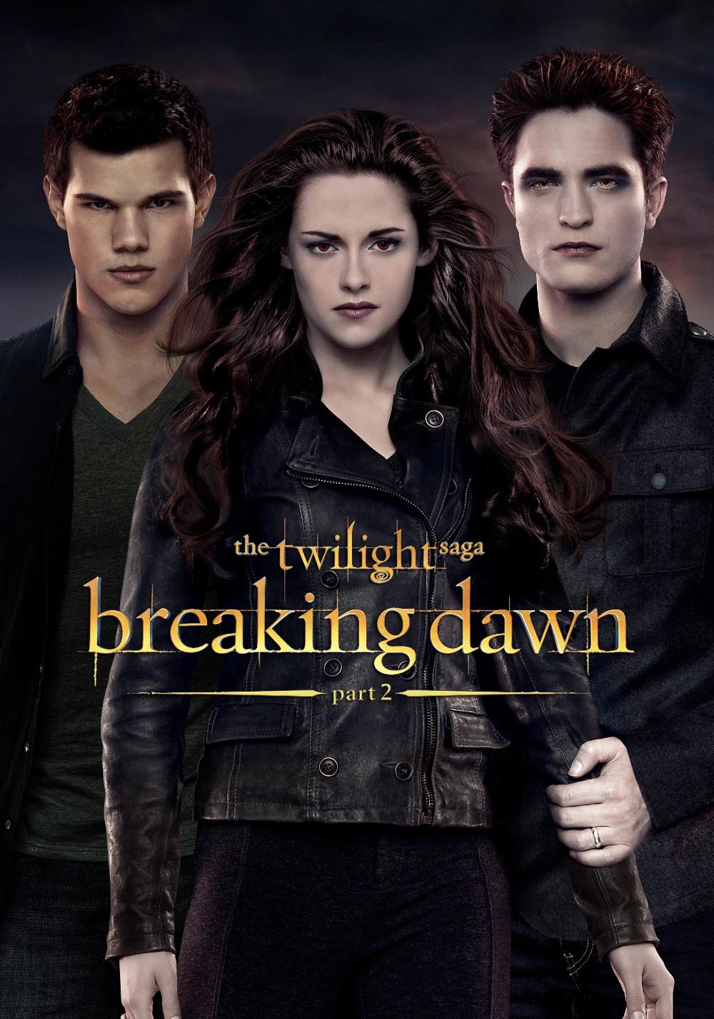 the twilight saga breaking dawn part 2 movie fanart