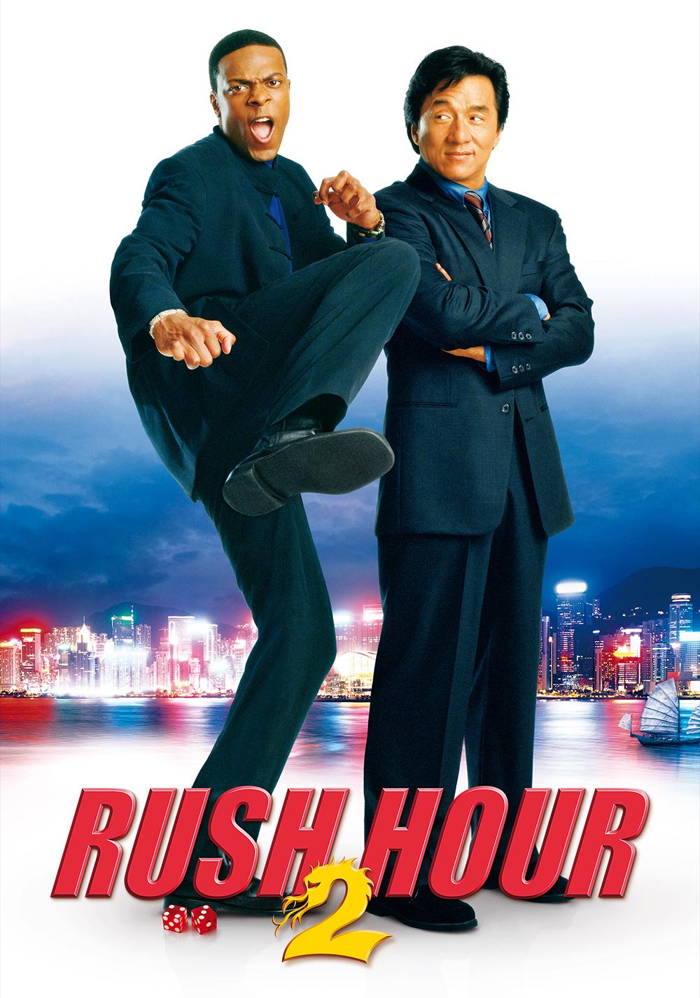 Rush Hour Kinox