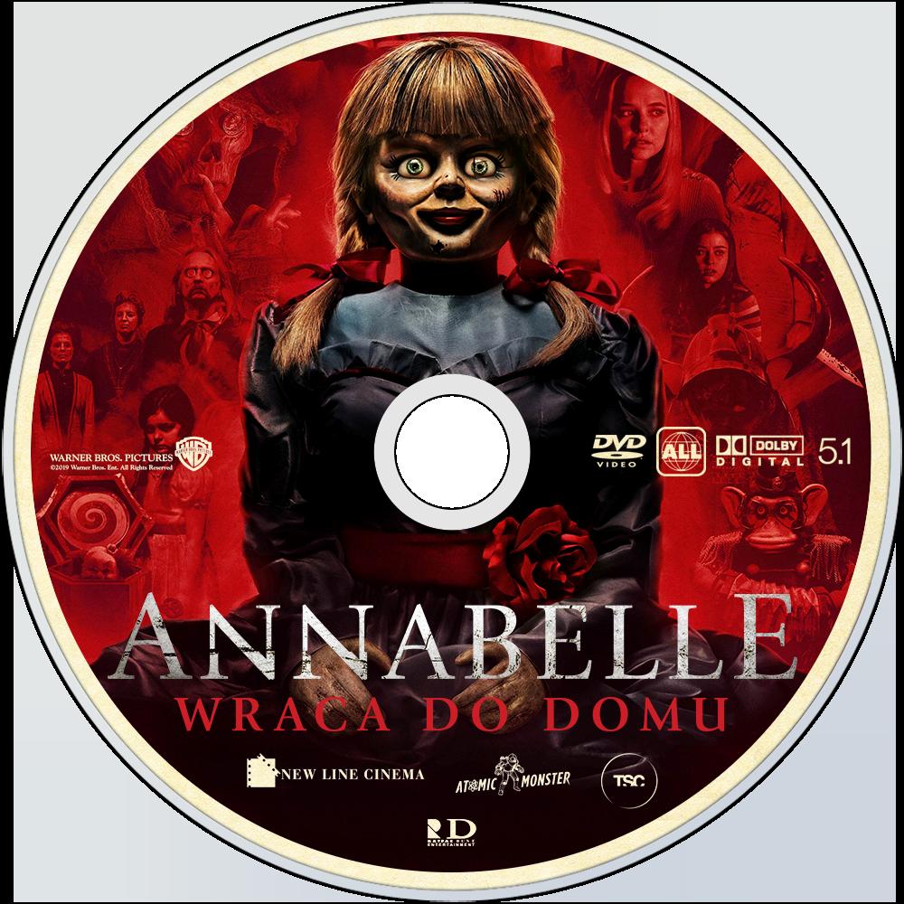 Annabelle Comes Home Movie Fanart Fanart Tv