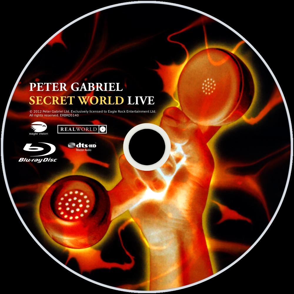 Peter Gabriel Live