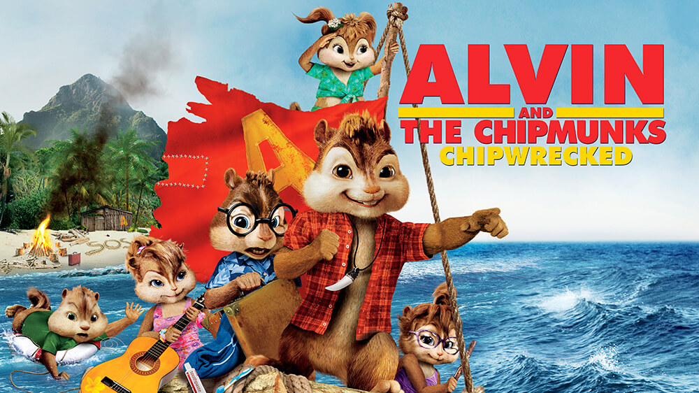 Alvin And The Chipmunks Chipwrecked Movie Fanart Fanart Tv