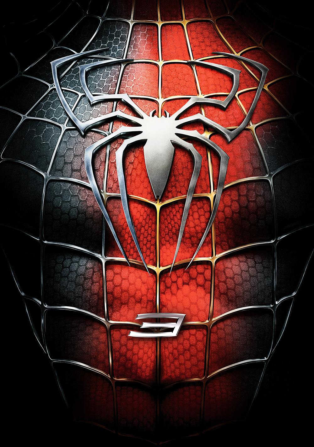 spiderman 3 movie poster the image kid. Black Bedroom Furniture Sets. Home Design Ideas