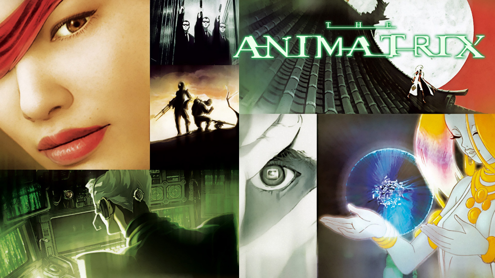 Animatrix Stream