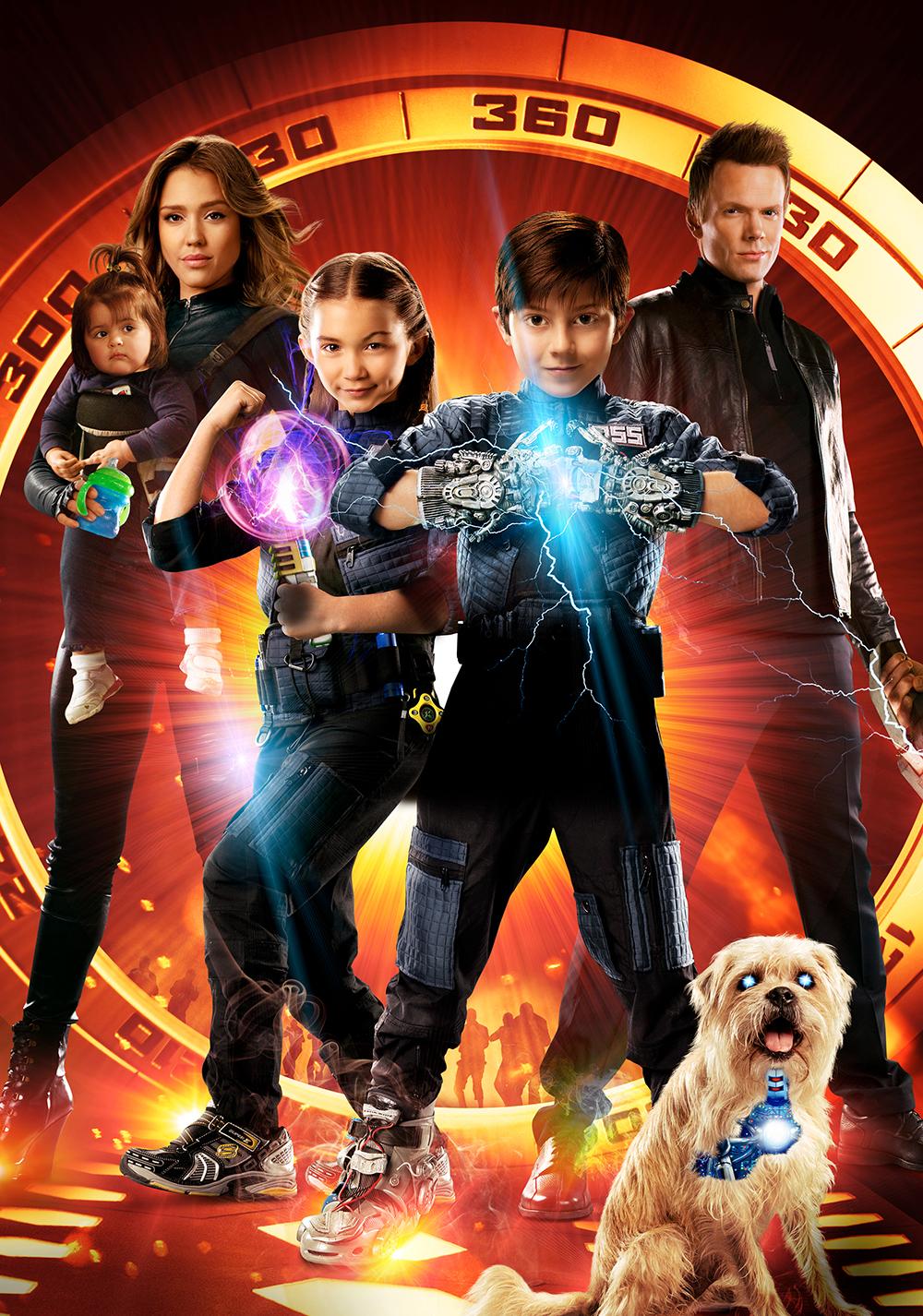 Spy Kids: All the Time in the World | Movie fanart | fanart.tv