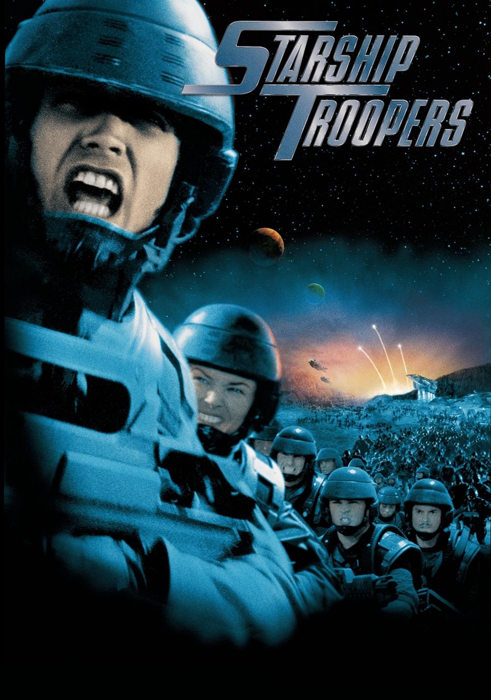 Starship Troopers | Movie fanart - 1026.7KB