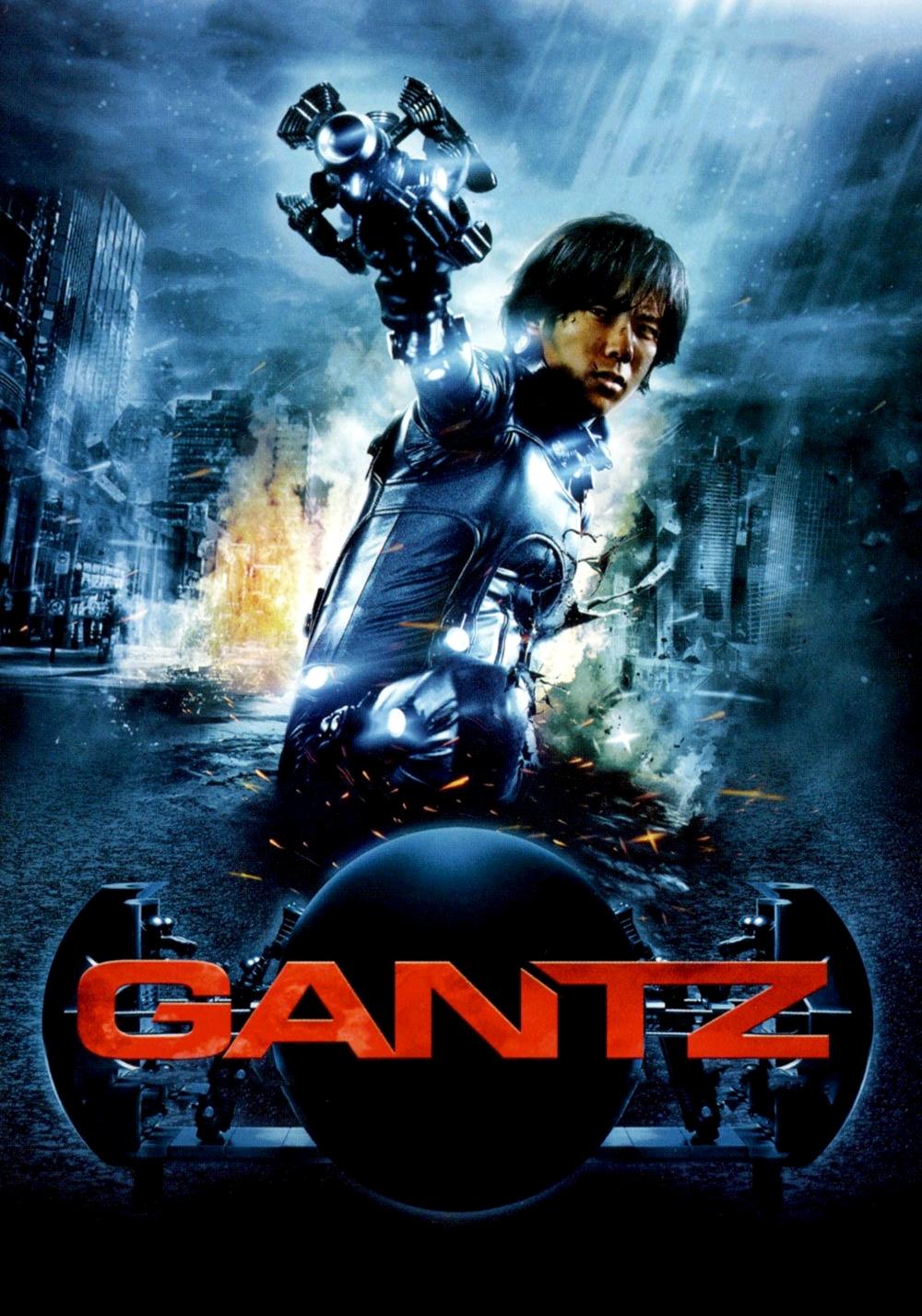 gantz anime blu ray download