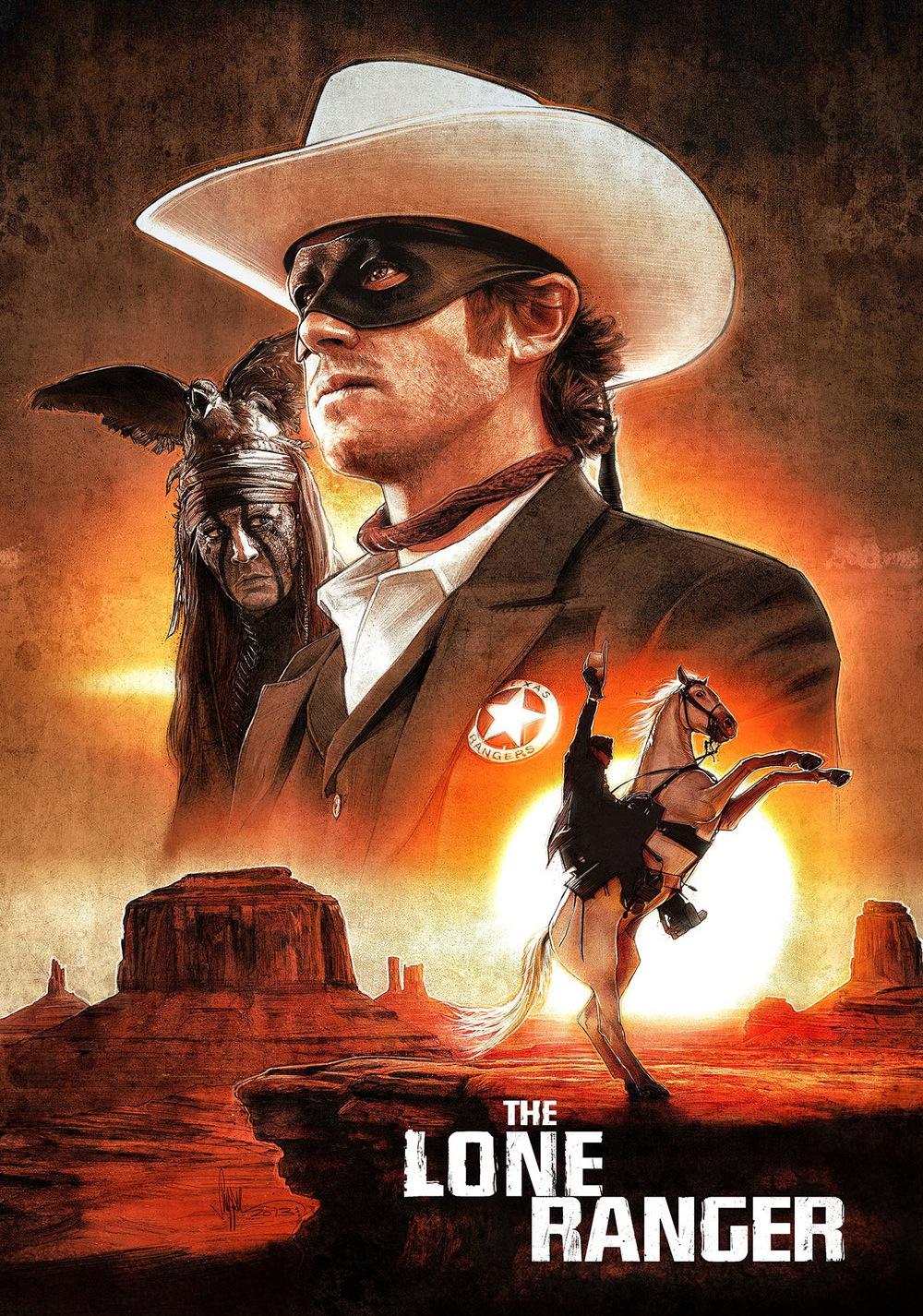 the lone ranger movie fanart fanarttv