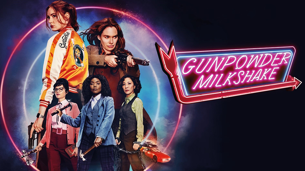 Gunpowder Milkshake | Movie fanart | fanart.tv