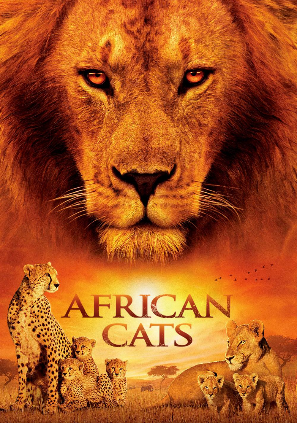 African Cats (2011) 640Kbps 23Fps DD 6Ch TR Blu-ray Audio SHS