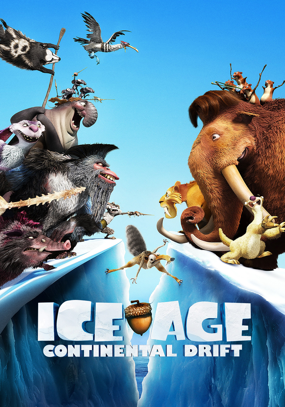 ice age: continental drift (2012) 720p & 1080p bluray x264 – yify