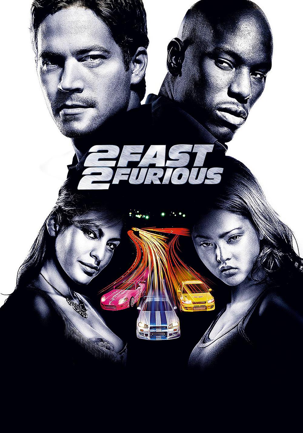 2 Fast 2 Furious Fanart