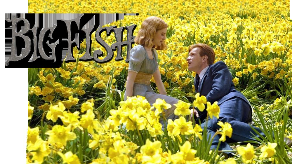 Big fish movie fanart for The big fish movie