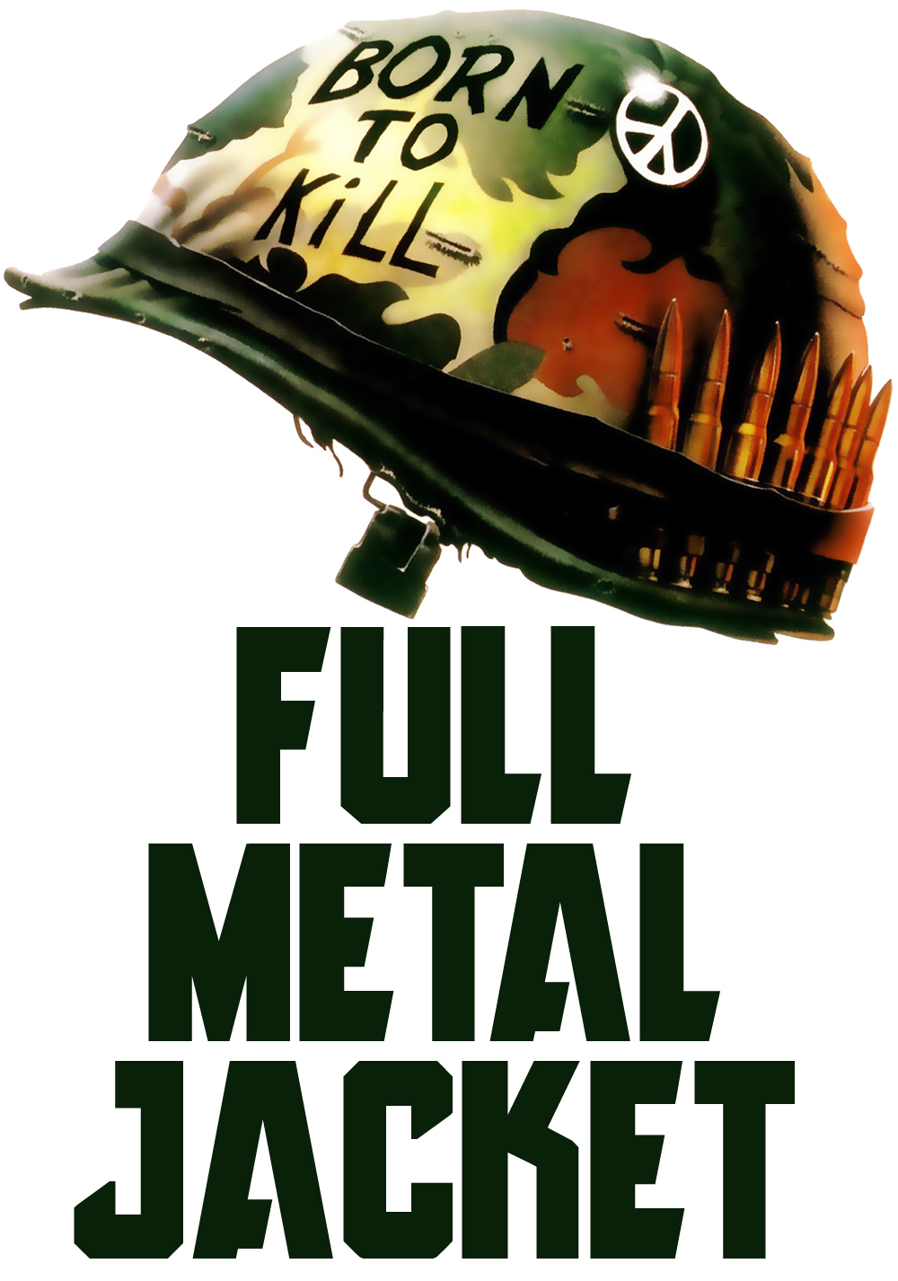 Full Metal Jacket Movie Fanart Fanarttv