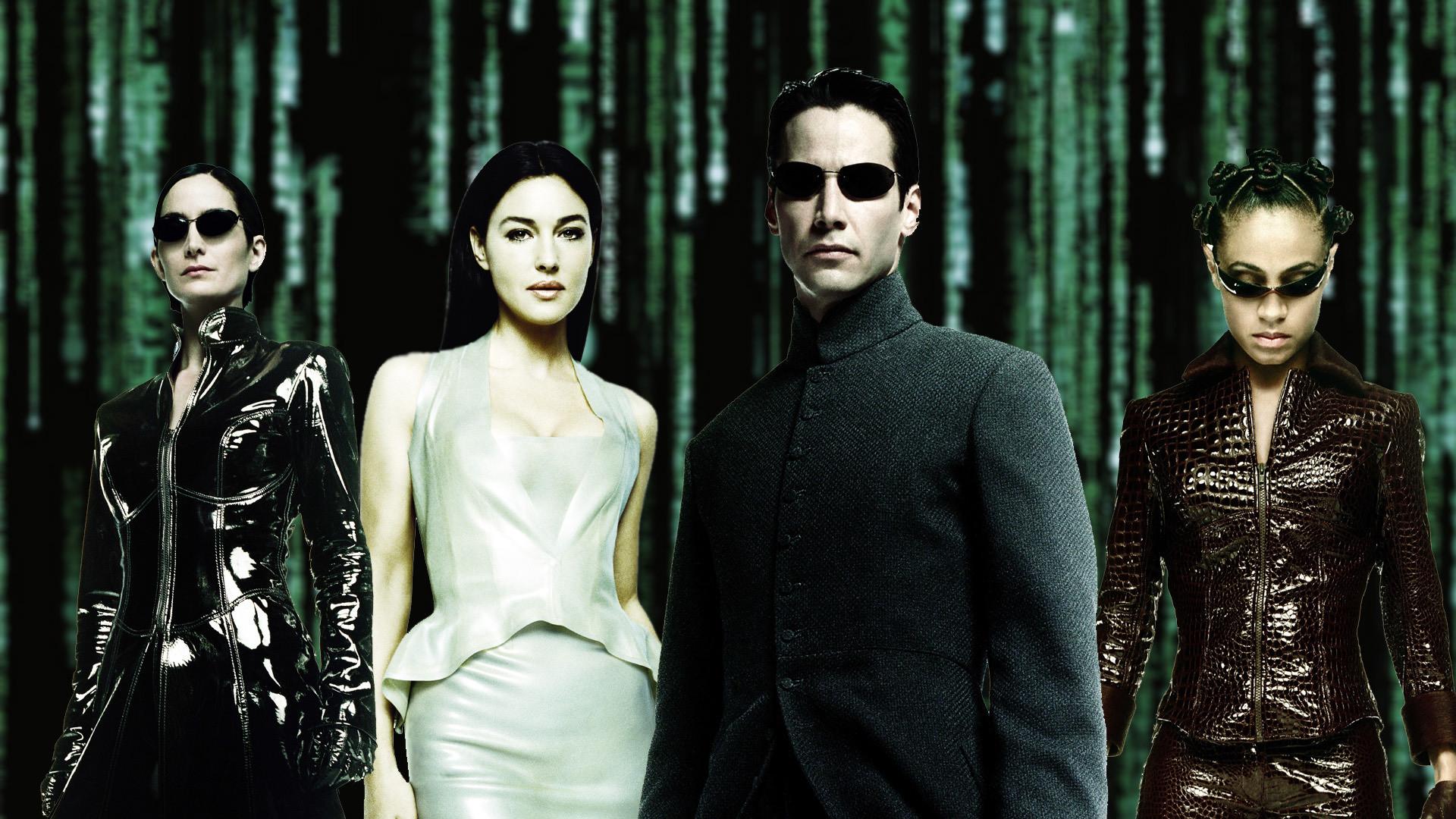 The Matrix Reloaded | Movie fanart | fanart.tv