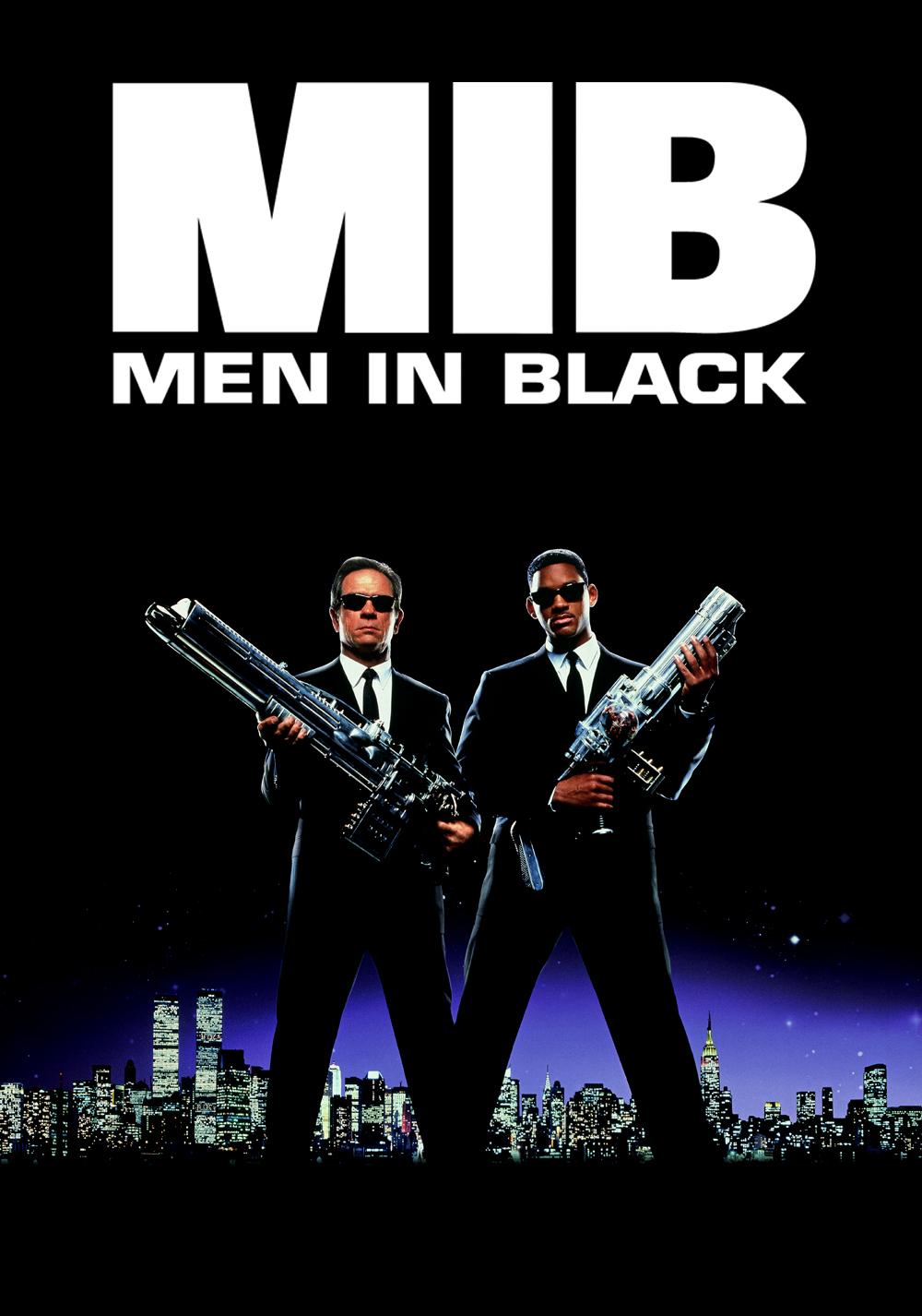 men in black movie fanart