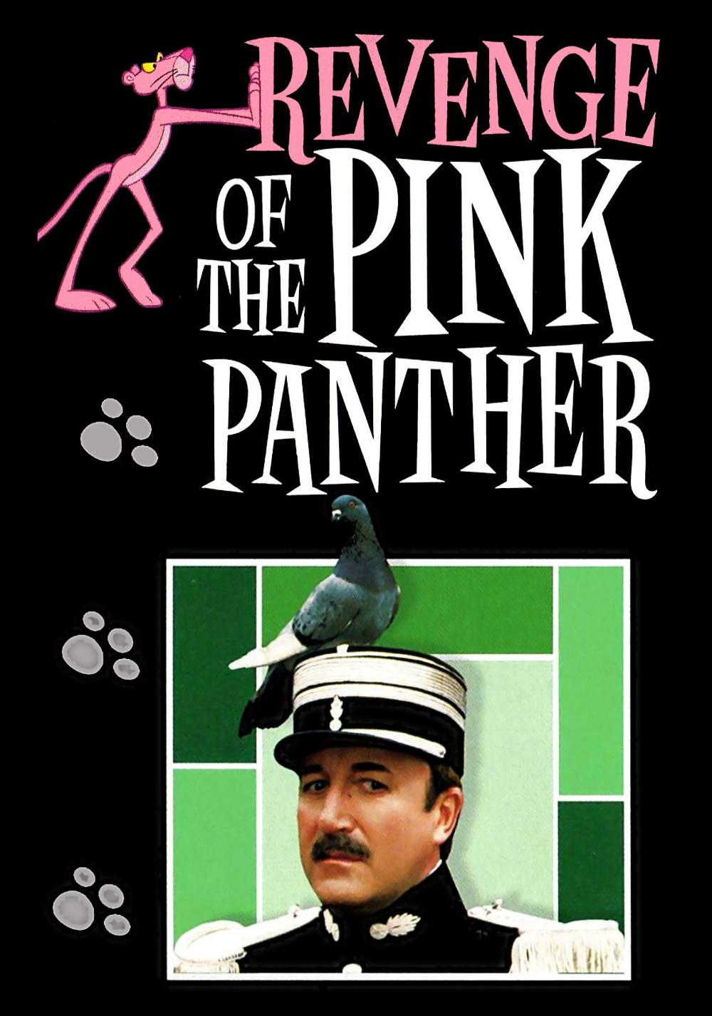 Revenge Of The Pink Panther Movie Fanart Fanarttv