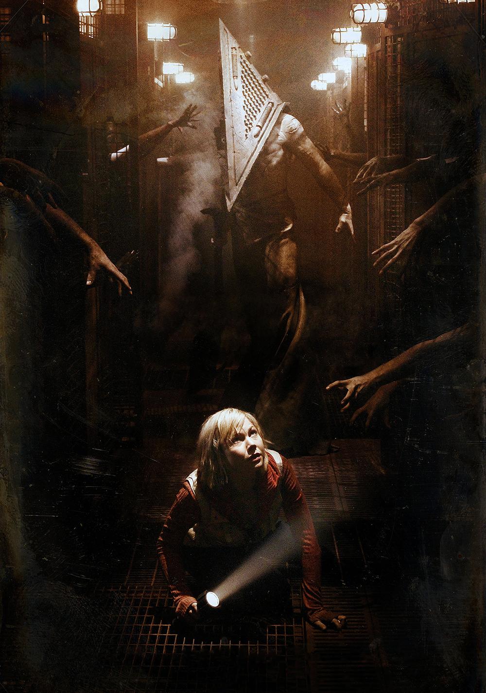 Silent Hill | Movie fanart | fanart.tv |Silent Hill Movie Poster