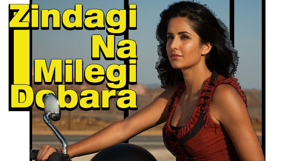 Zindagi Na Milegi Dobara Logo