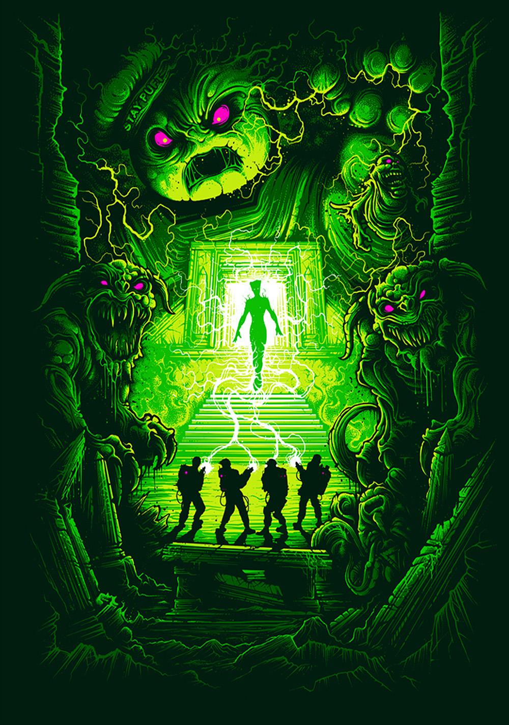 Ghostbusters Movie Fanart Fanarttv