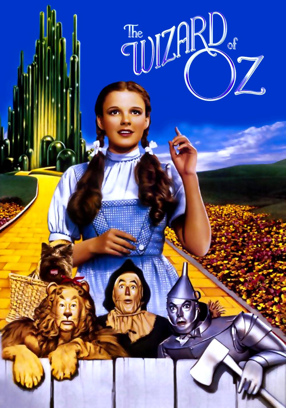the wizard of oz movie fanart fanarttv