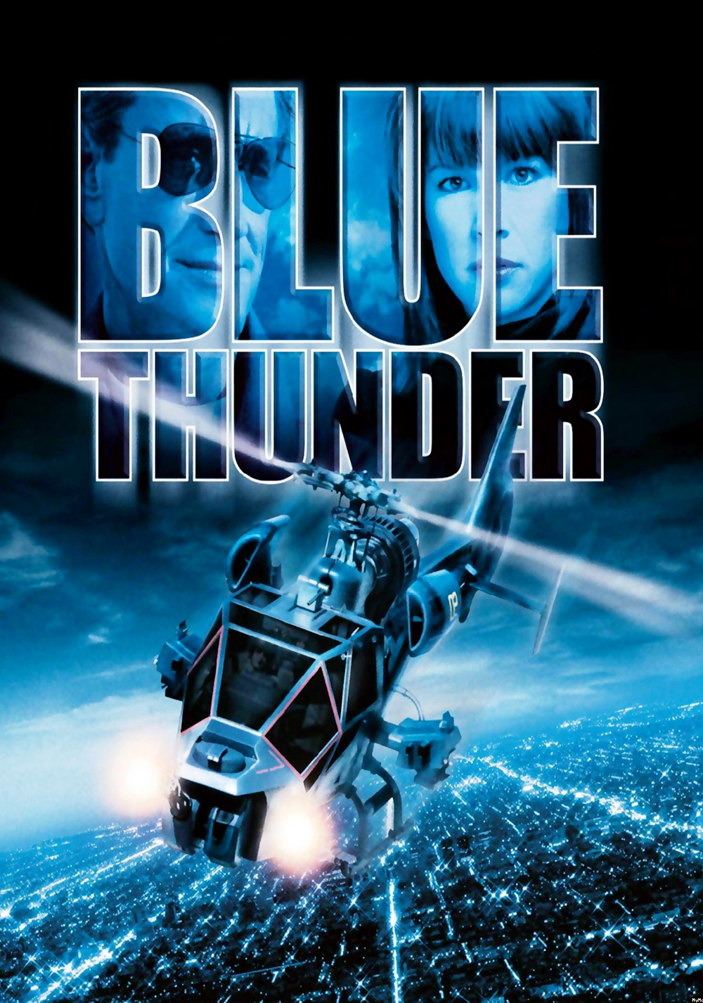 Blue Thunder | Movie fanart | fanart.tv