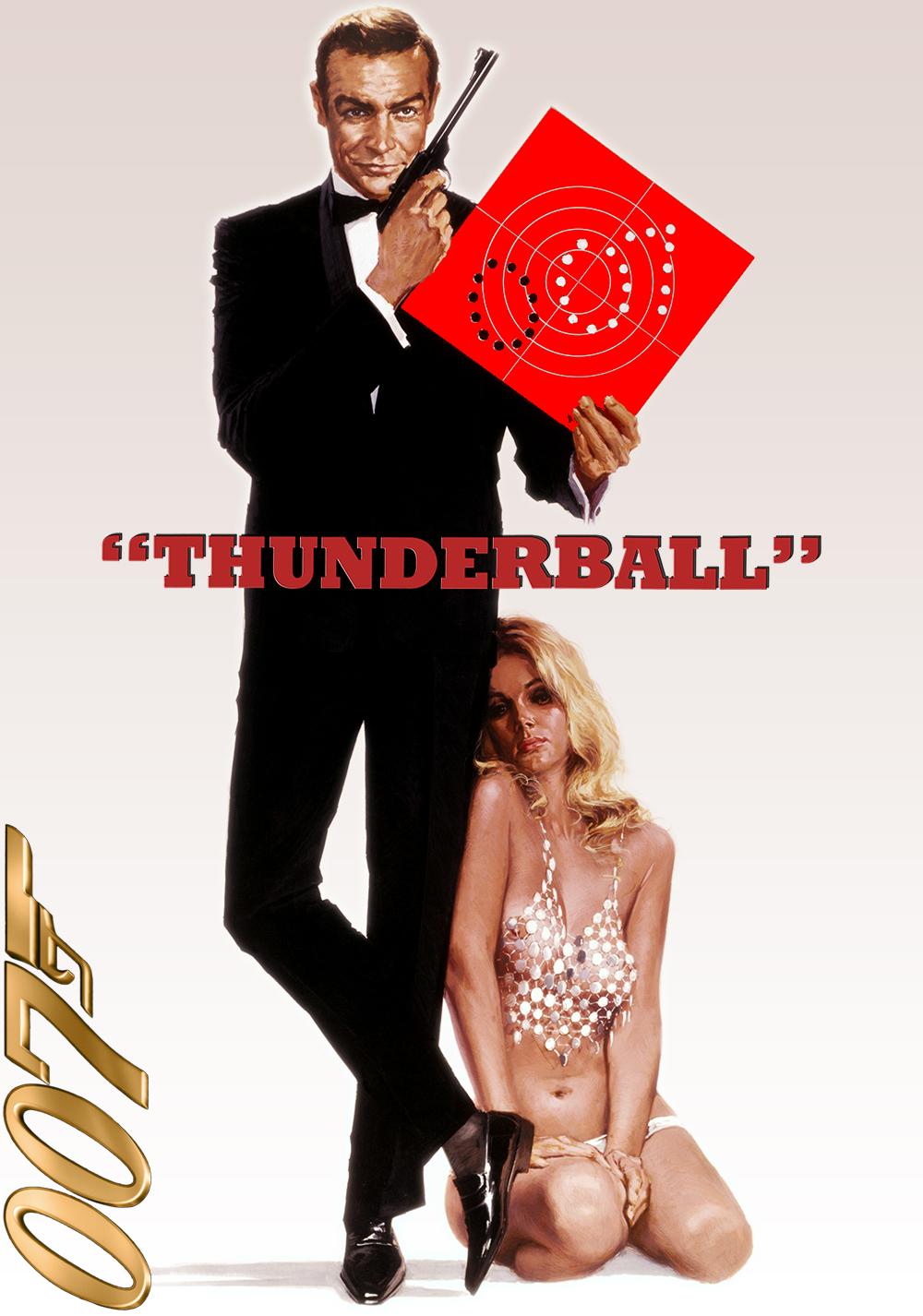 Thunderball : Movie fanart : fanart.tv