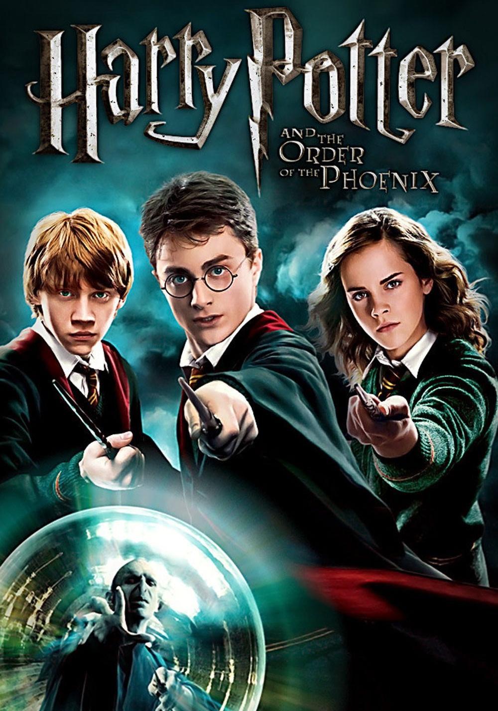 Harry Potter 5 Kinox