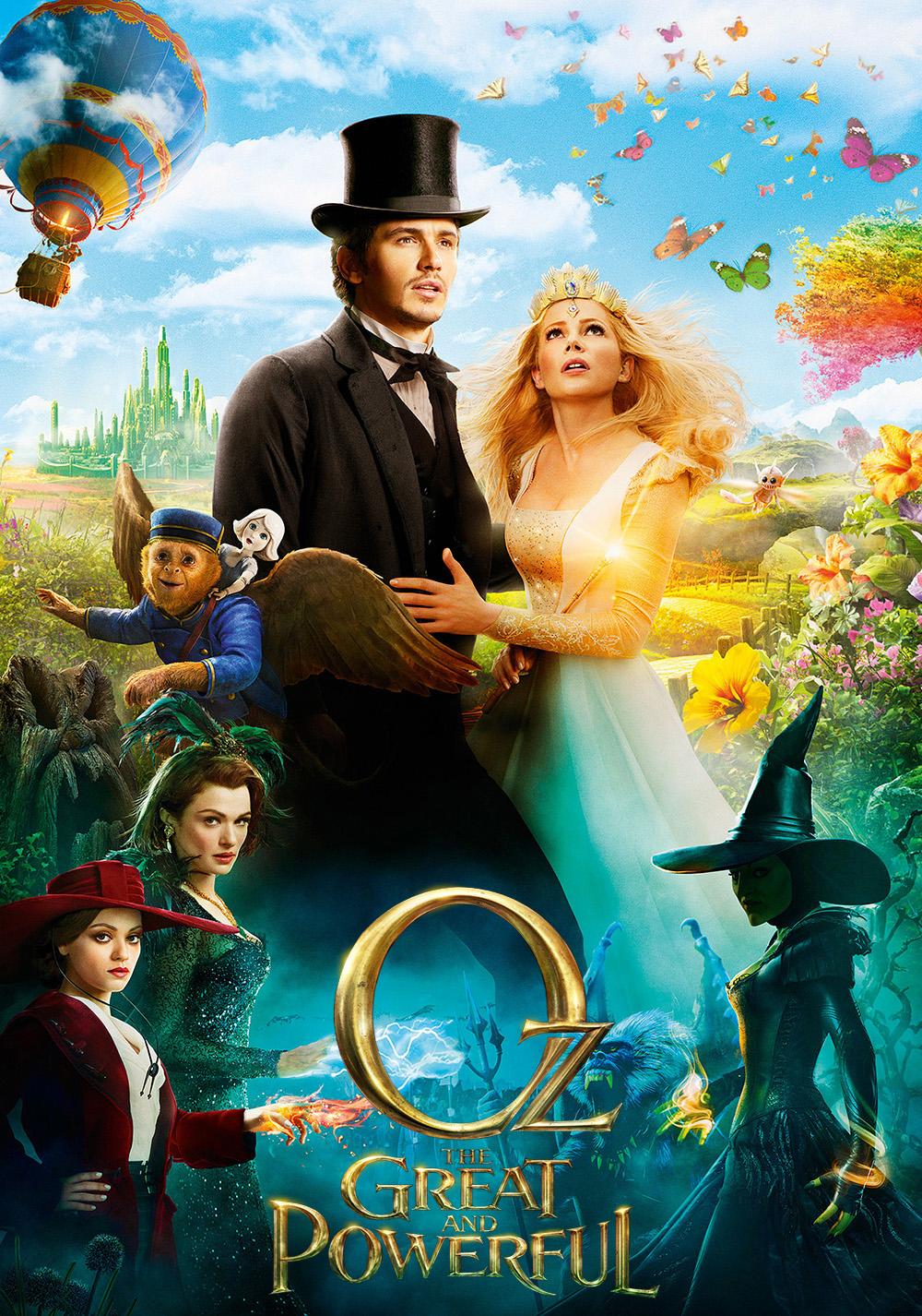 oz powerful fanart movie poster movies tv