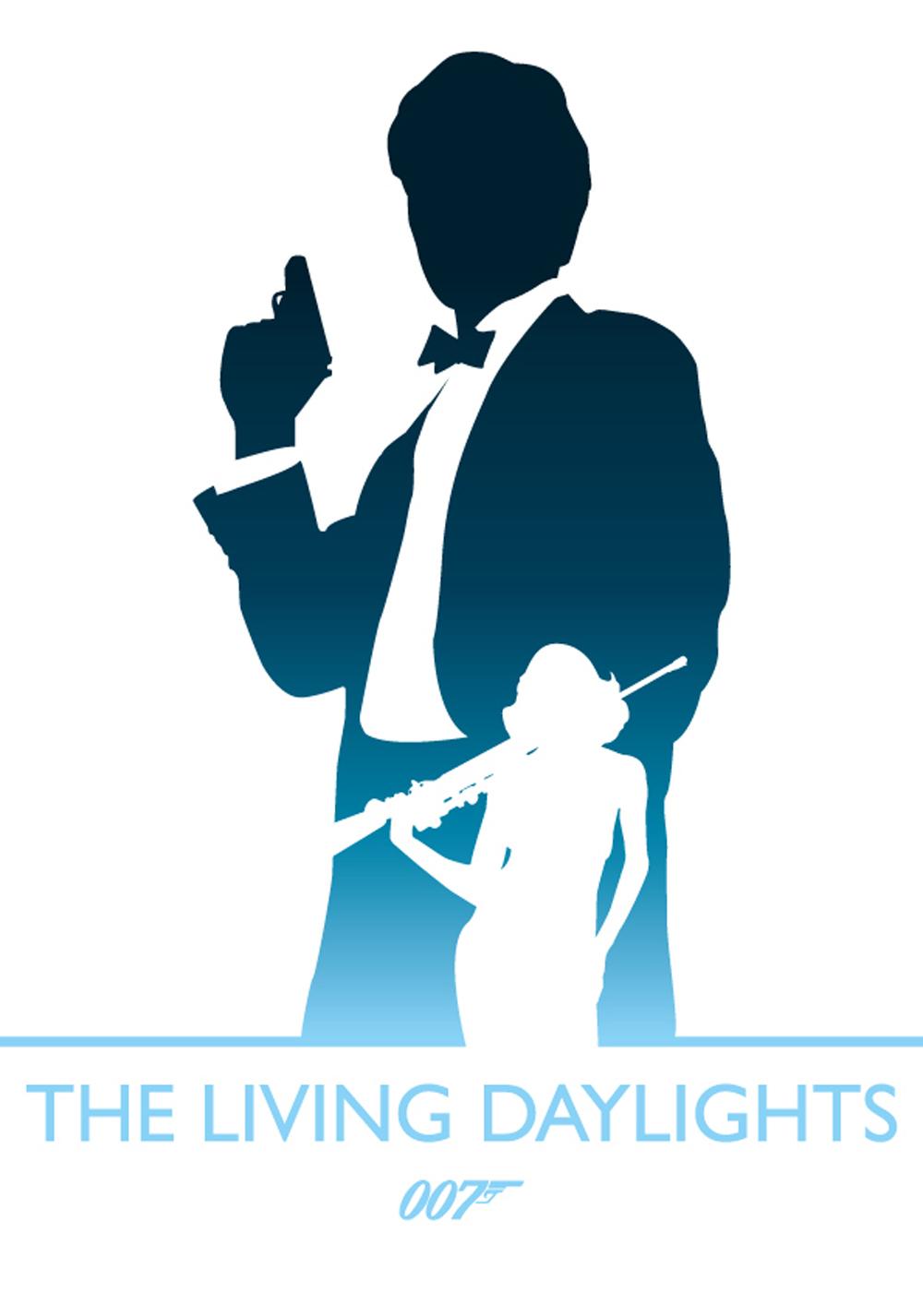 The living daylights movie fanart for Minimalist living movie