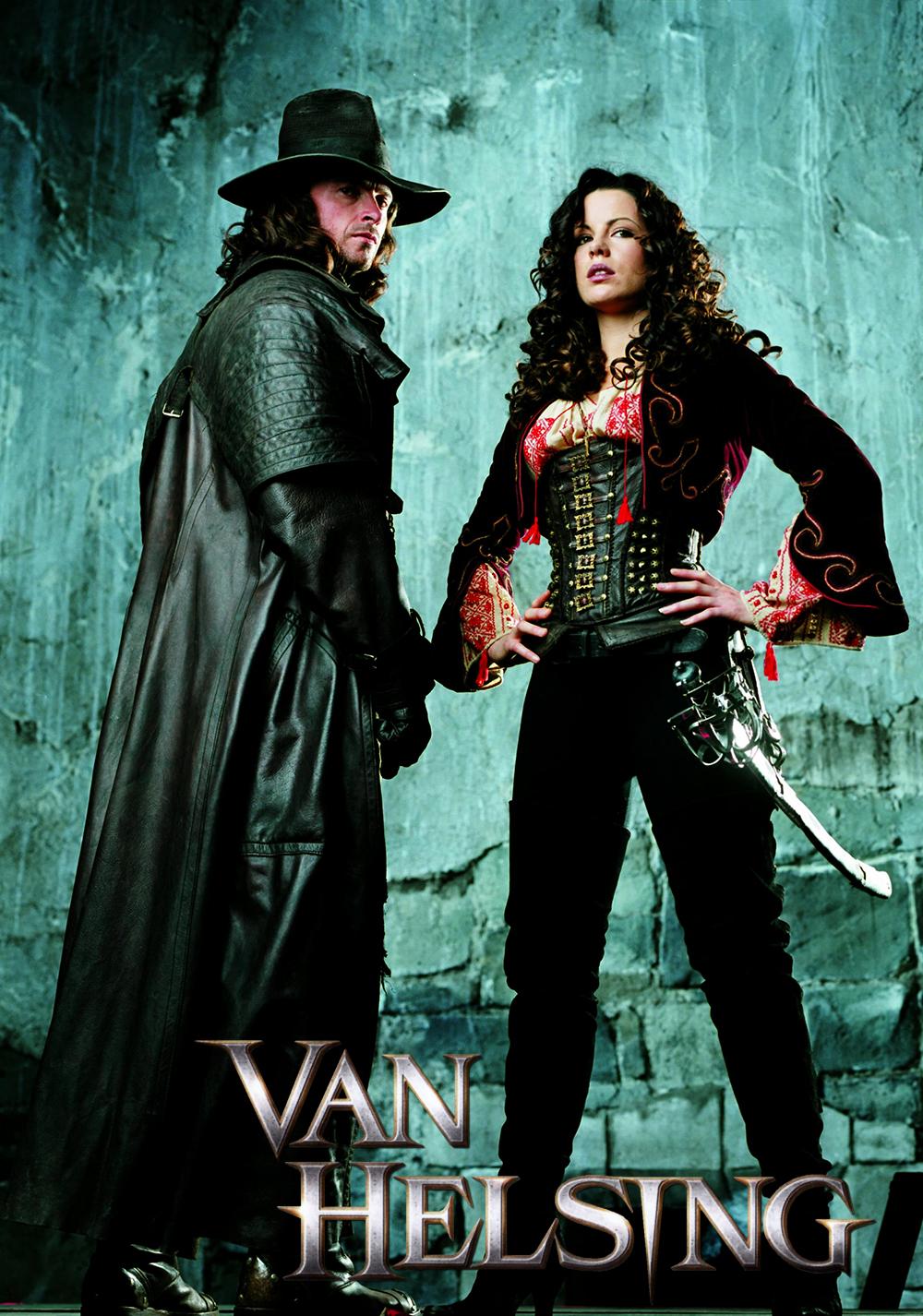 ვან ჰელსინგი (ქართულად)  Van Helsing Ван Хельсинг
