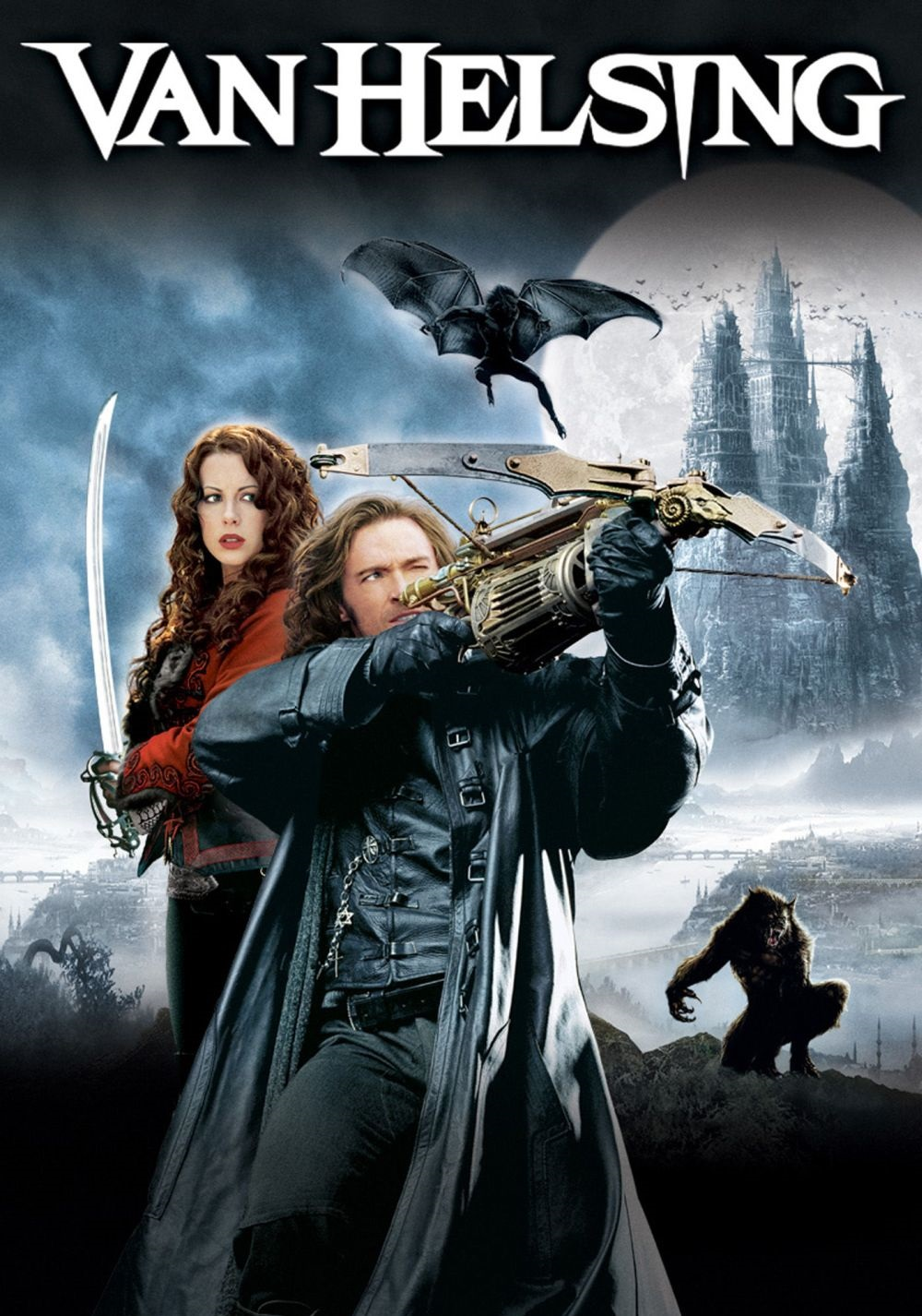 Van Helsing Film Deutsch