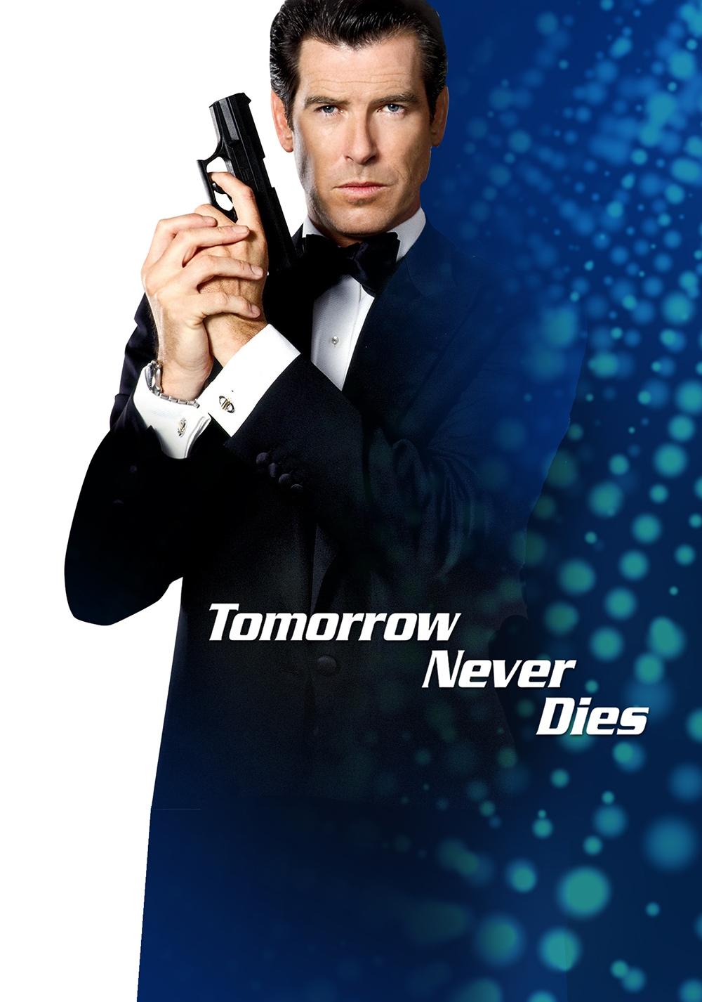 tomorrow never dies movie fanart fanarttv