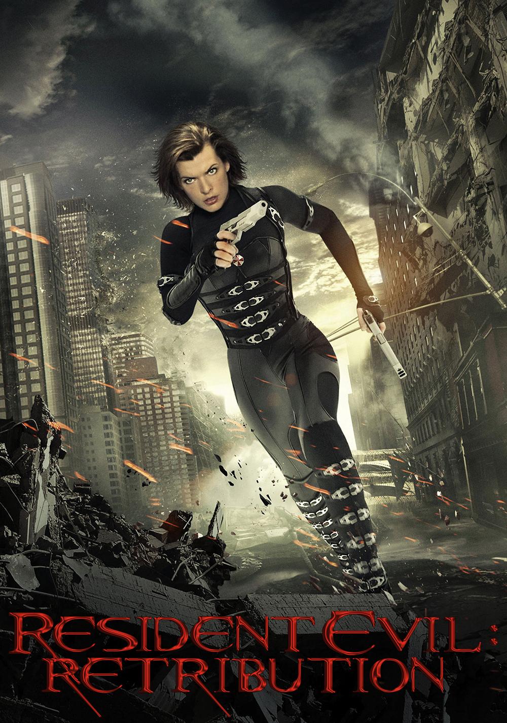 Resident Evil: Retribution | Movie fanart | fanart.tv