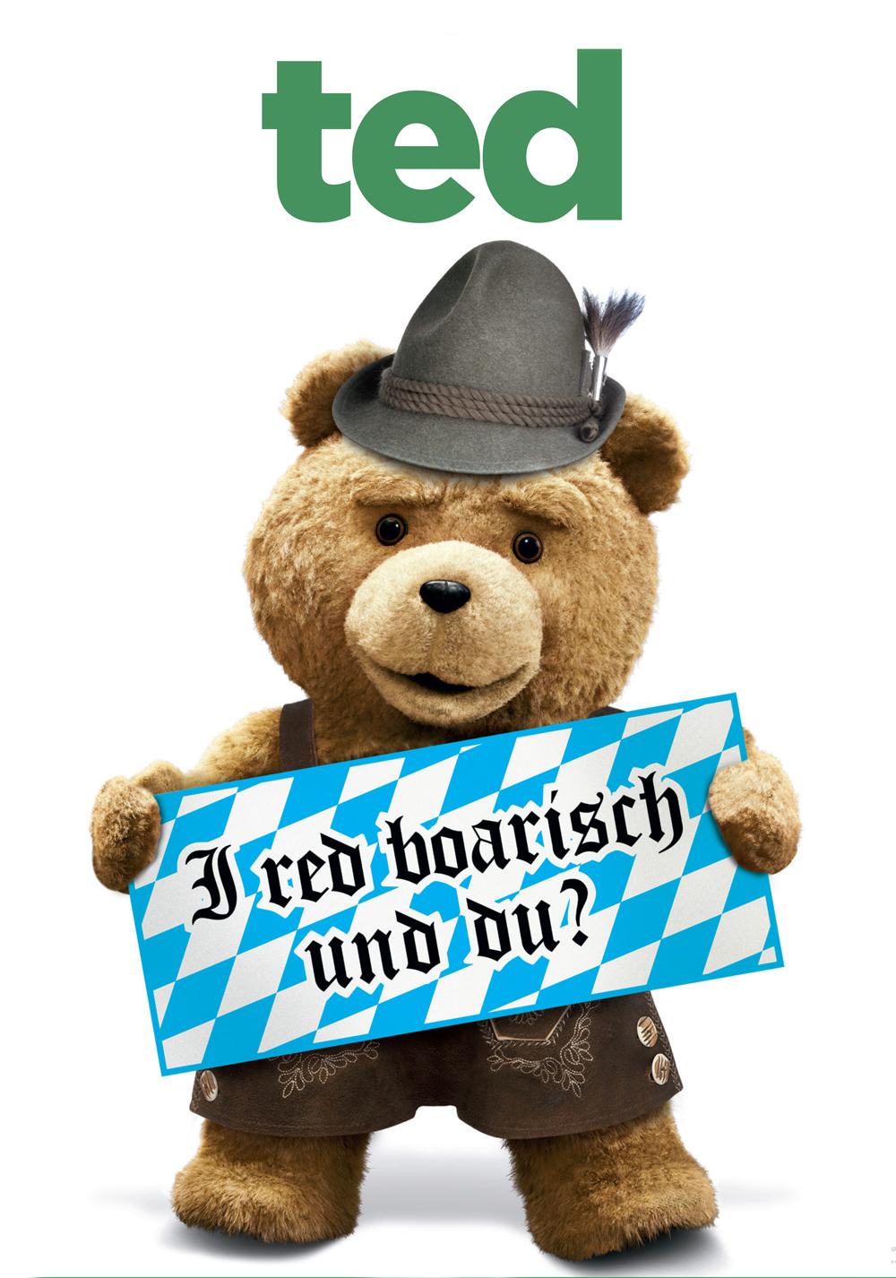 Ted Film Deutsch
