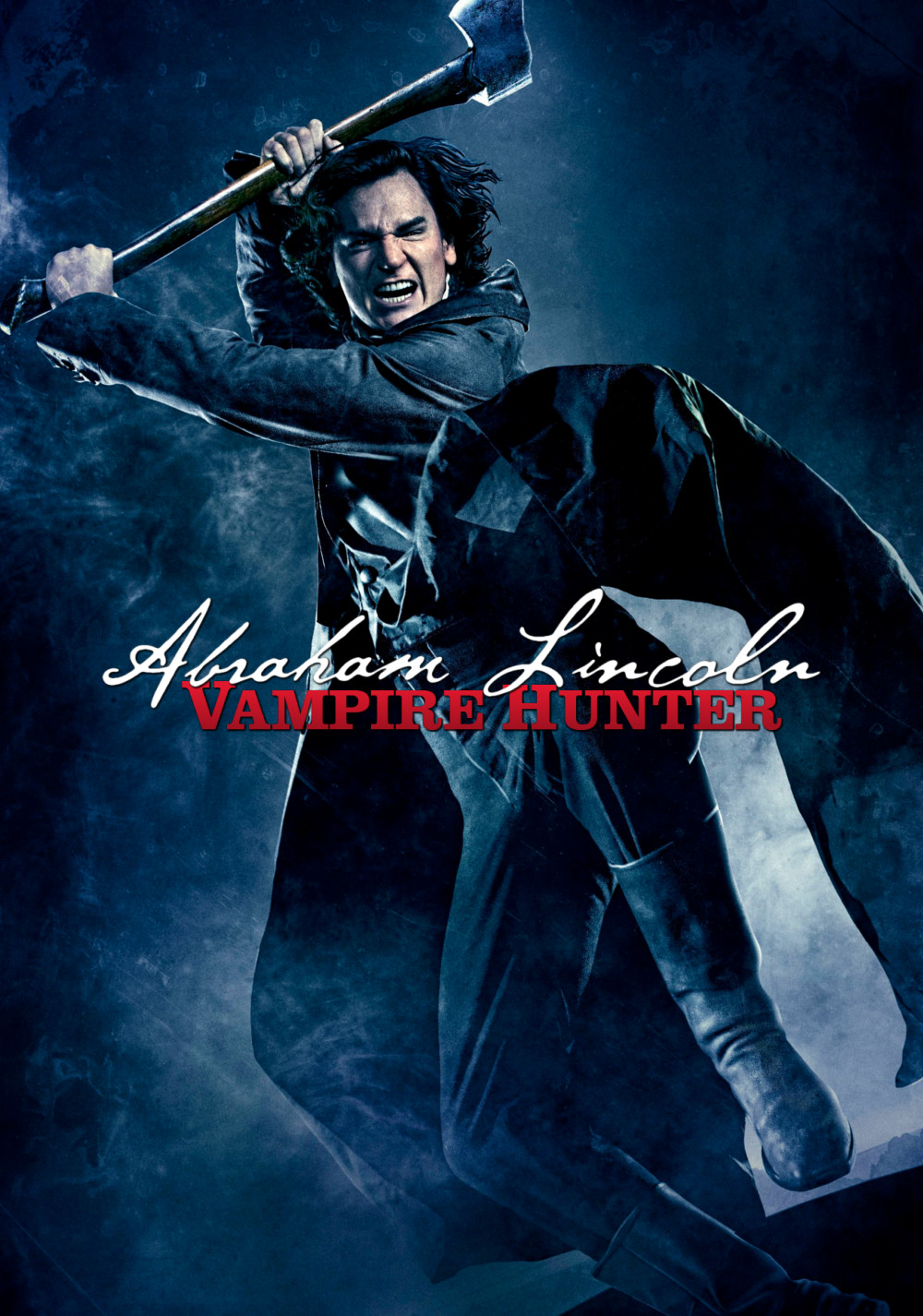 abraham lincoln vampire hunter download