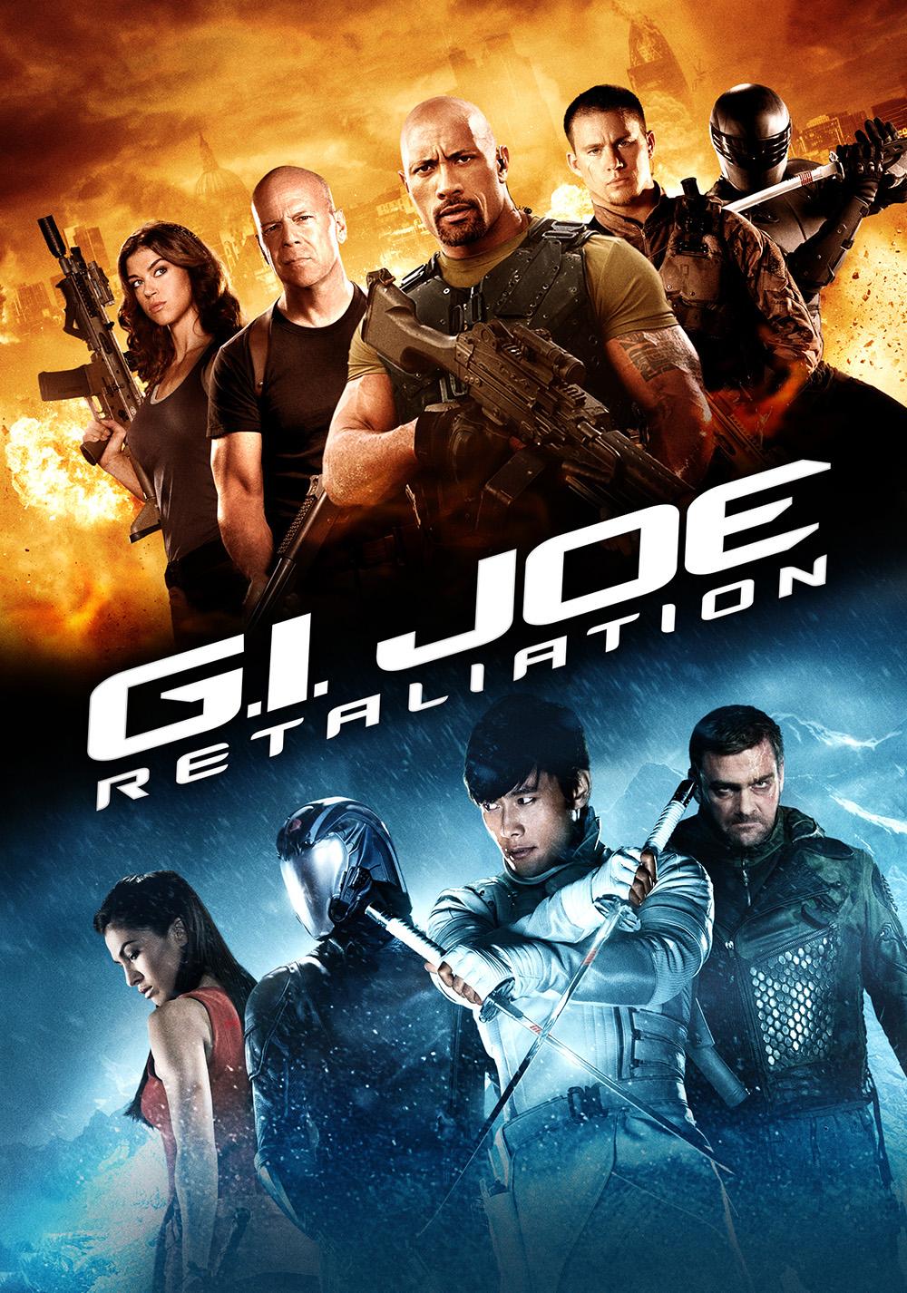 g.i. joe: retaliation | movie fanart | fanart.tv
