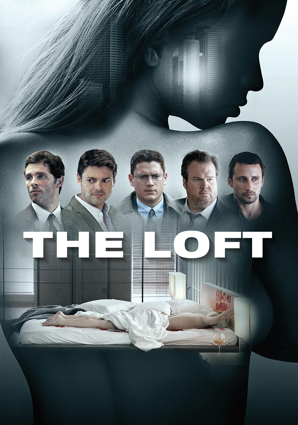 the loft 2014 movie streaming. Black Bedroom Furniture Sets. Home Design Ideas