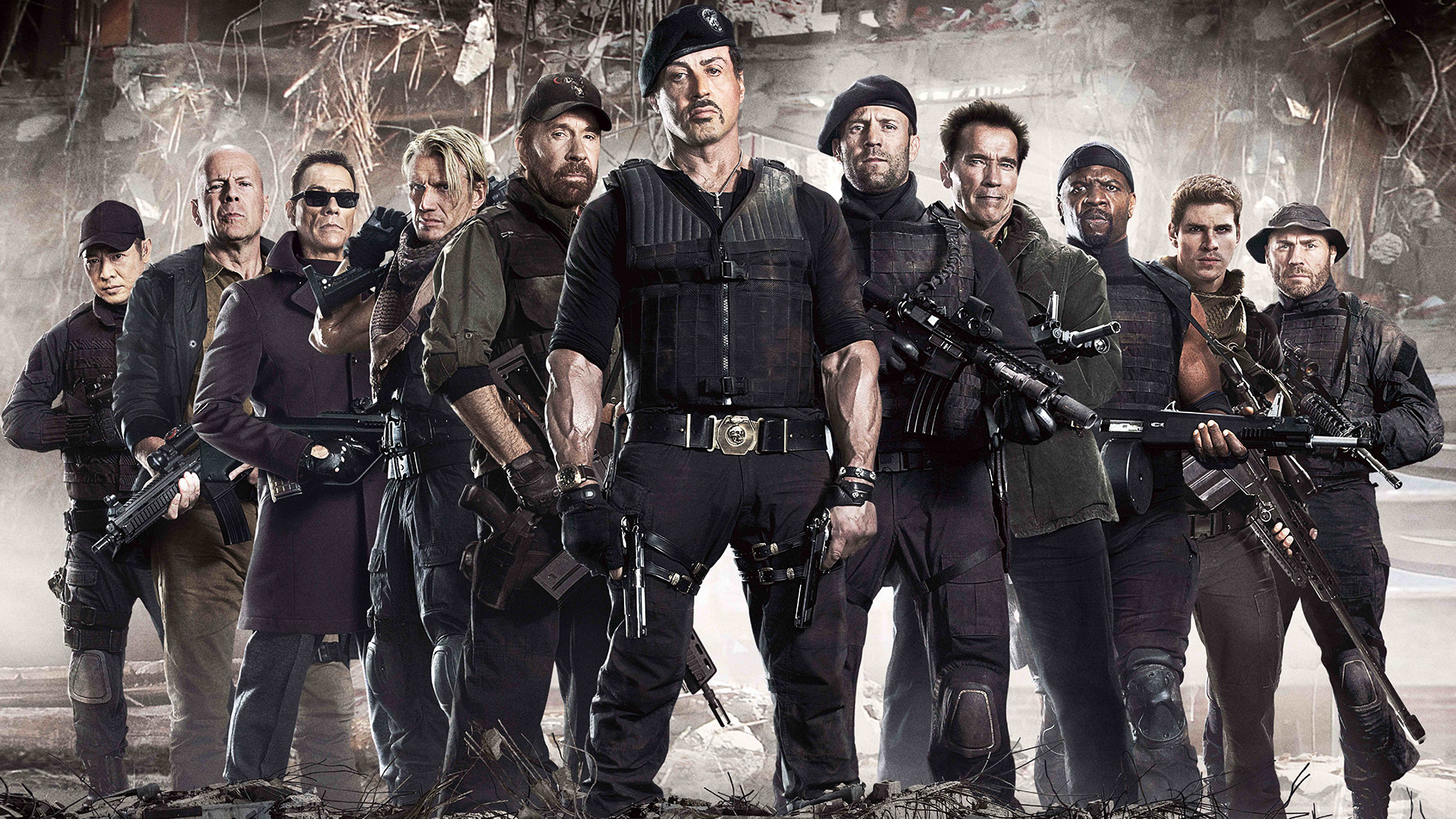 The Expendables 2 | Movie fanart | fanart.tv