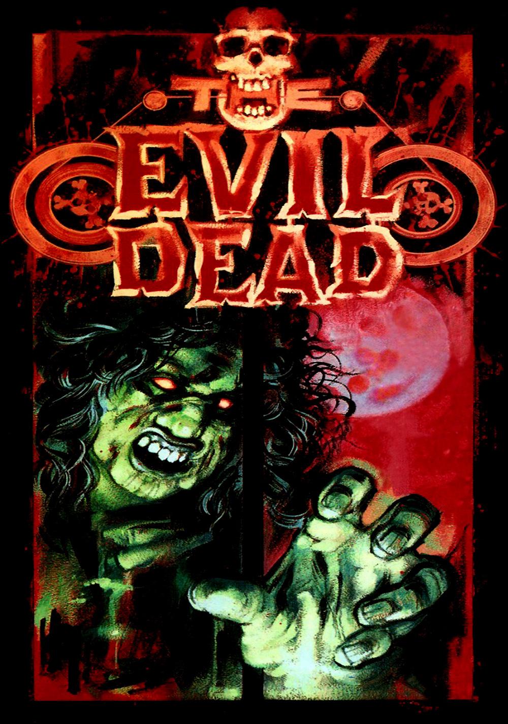 The Evil Dead | Movie fanart | fanart.tv  The Evil Dead |...