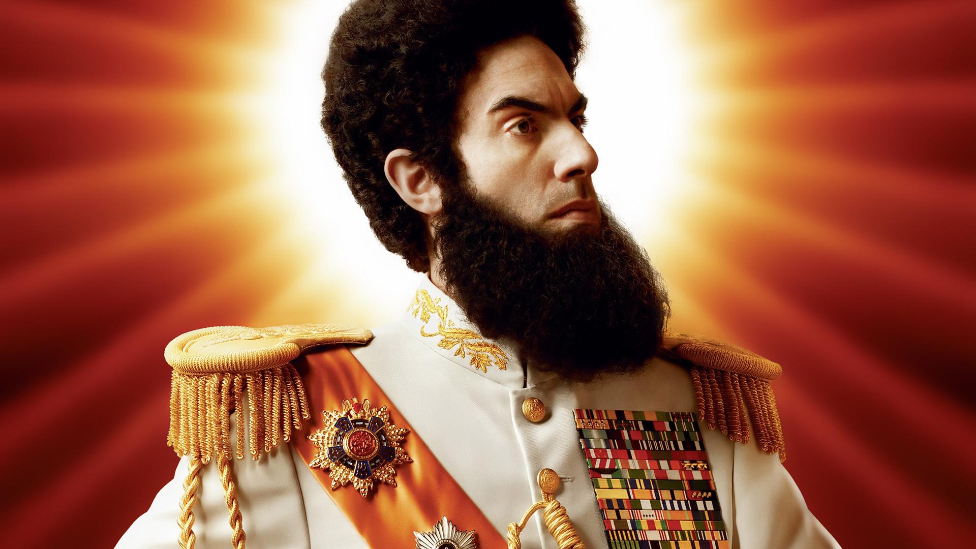 The Dictator 2012 Royal Portrait Collection, Sacha Baron Cohen ...