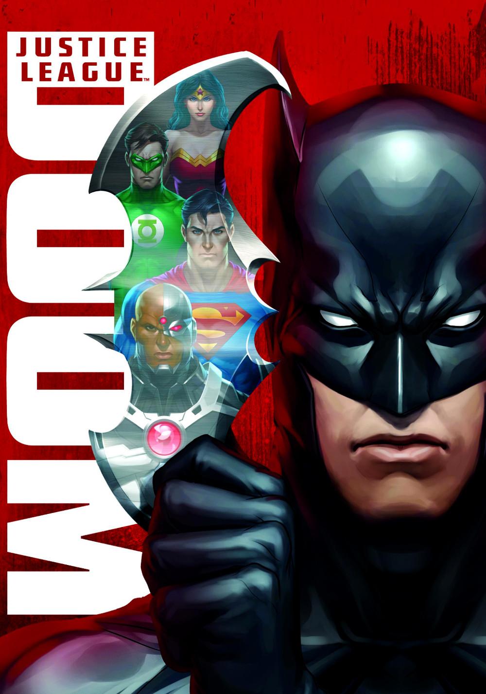 Justice League: Doom | Movie fanart | fanart.tv
