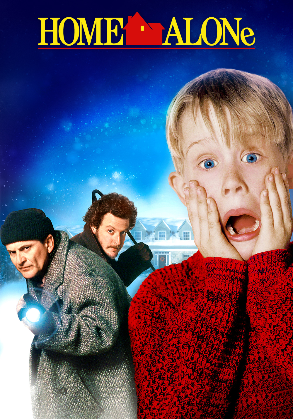Home Alone | Movie fanart | fanart.tv