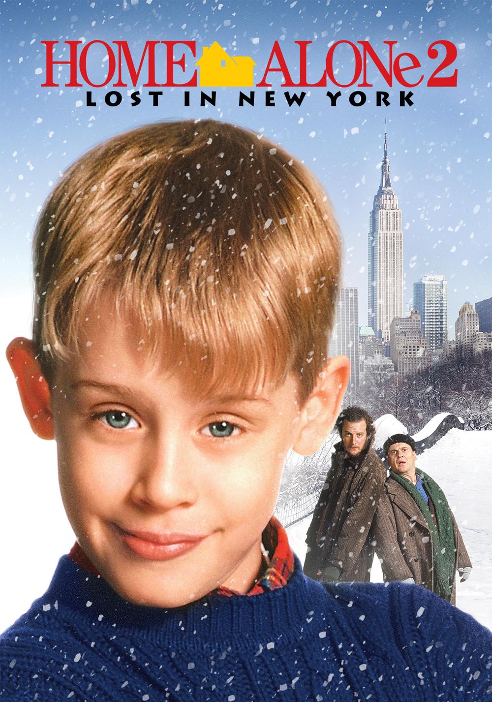Home Alone 2: Lost in New York | Movie fanart | fanart.tv