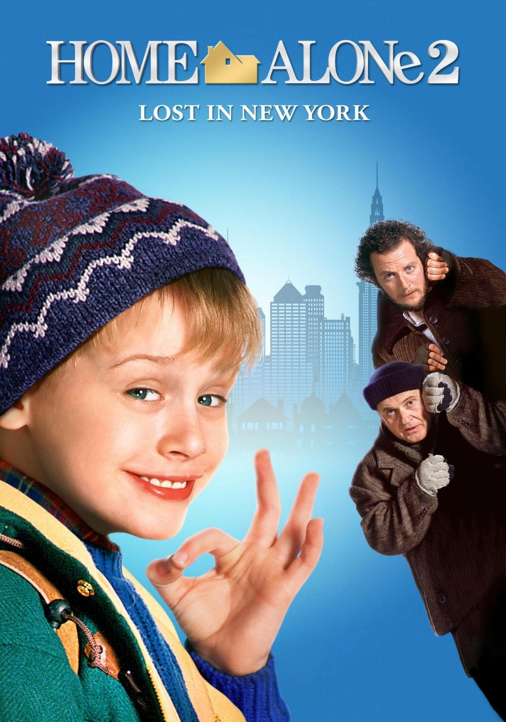home alone 2 lost in new york movie fanart fanarttv
