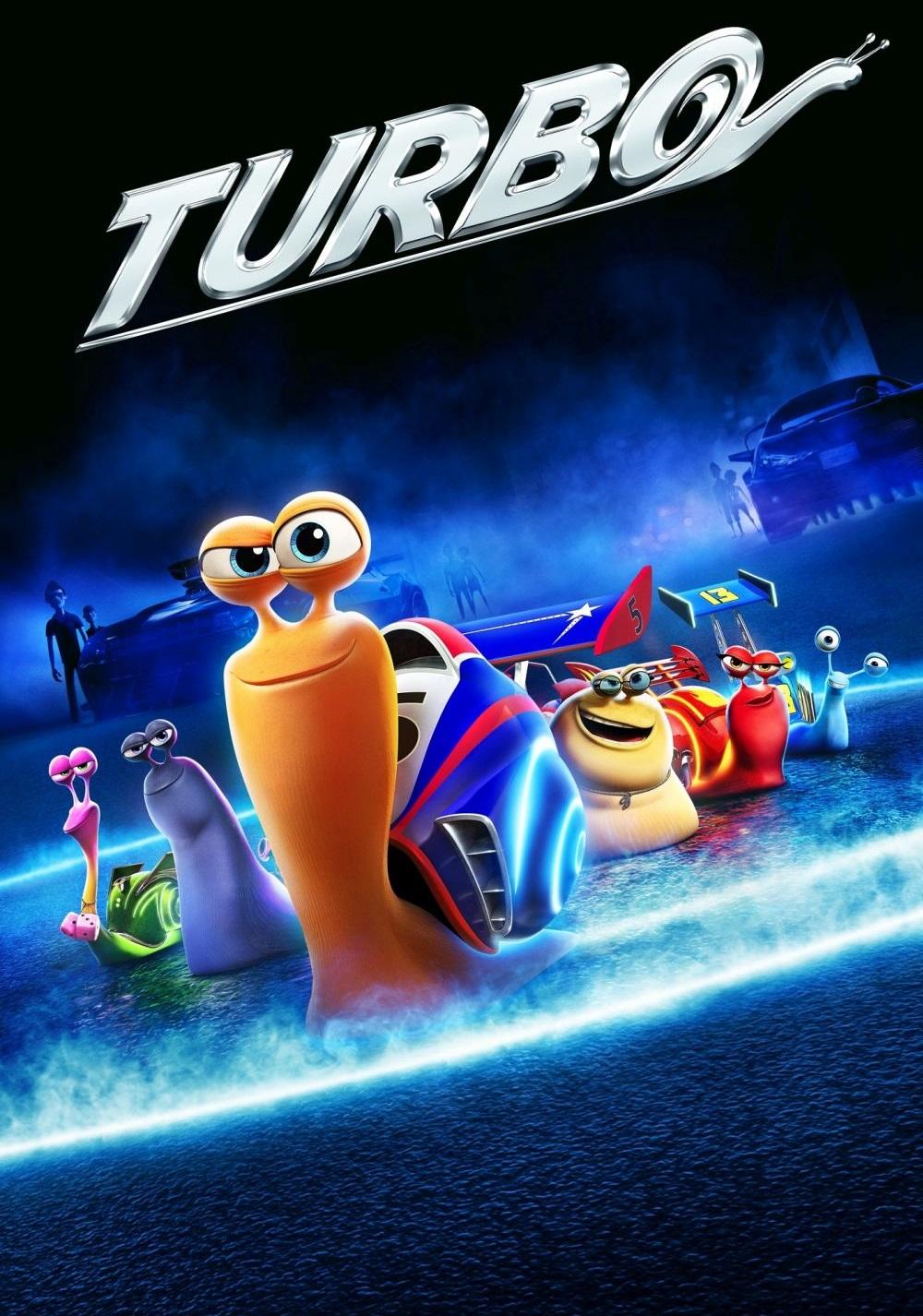 turbo | movie fanart | fanart.tv