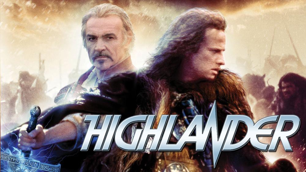Highlander movie